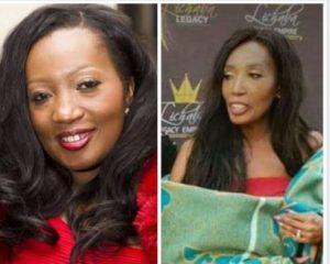 Actress Sophie Ndaba Lichaba's suffers a stroke as health worsens