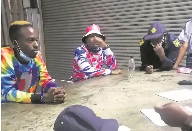 John Vuligate hit makers arrested