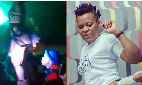 I like it – Zodwa Wabantu who enjoyed being licked on her pun@ni by Fans speaks on viral video