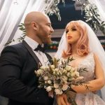 Man marries his S.e.x doll of 18 months in a beautiful wedding -Video & Photos
