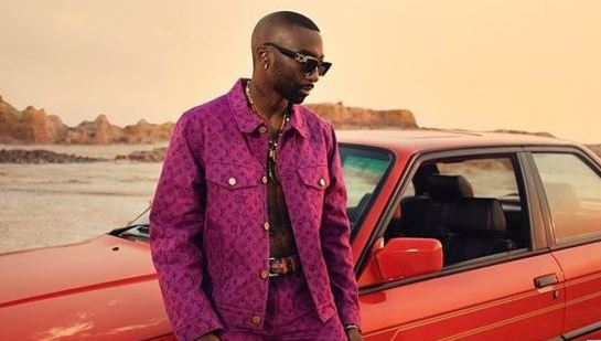 Riky Rick opens up about how scared he is