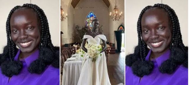 Woman marries herself – I am sick of these men