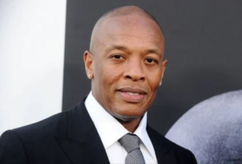 Dr Dre in an ICU after suffering a brain aneurysm