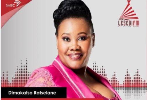 Radio Personality #DimakatsoRatselane Fighting For Her Life - Pics